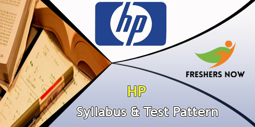 HP Syllabus And Test Pattern