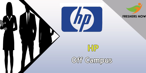 HP Off Campus