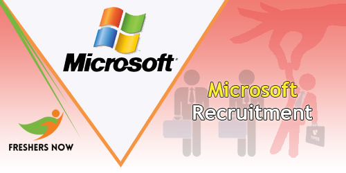 Microsoft Recruitment