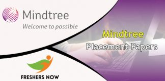 Mindtree Interview Questions