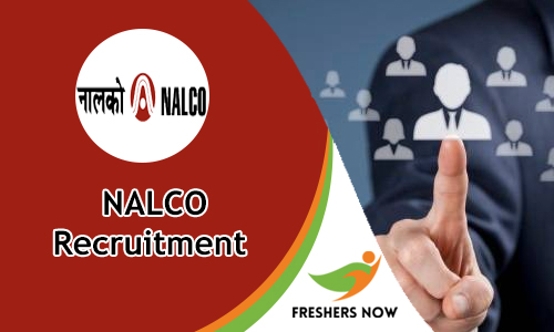 NALCO Recruitment