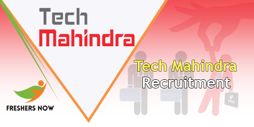 Tech Mahindra Recruitment