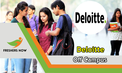Deloitte Off Campus