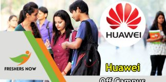 Huawei Off Campus