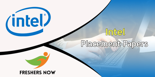 Intel Placement Papers