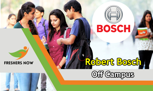 Robert Bosch Off Campus