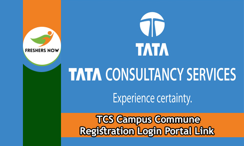 TCS Campus Commune Registration