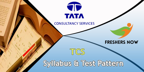 TCS Syllabus 2019 Test Pattern PDF Download For Freshers