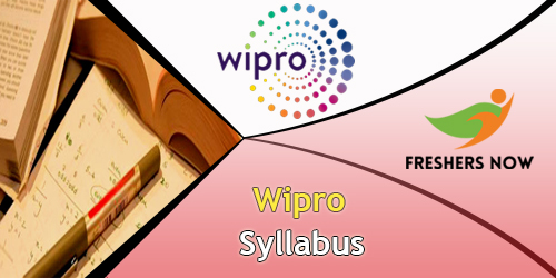 Wipro Syllabus 2019 PDF Download & Exam Pattern