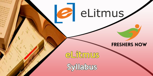problem solving syllabus for elitmus ph test