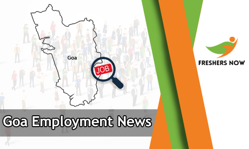 245984 Goa Employment News
