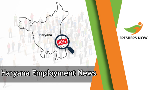 269354 Haryana Employment News