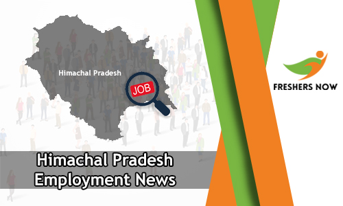 353428 Himachal Pradesh Employment News