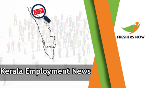 45369 Kerala Employment News