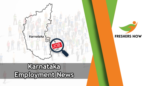Karnataka Employment News 2019 in Kannada | Karnataka