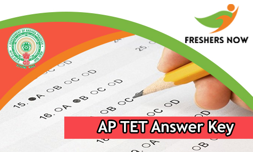 AP TET Answer Key