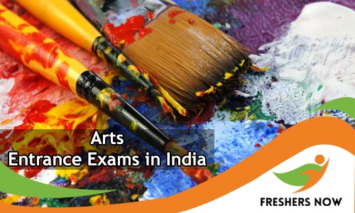 Arts Entrance Exams