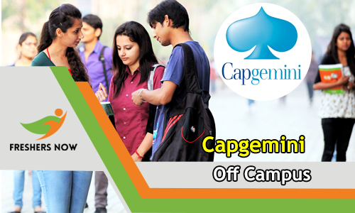 Capgemini Off Campus