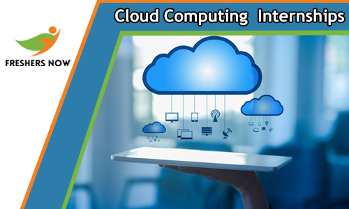 Cloud Computing Internships