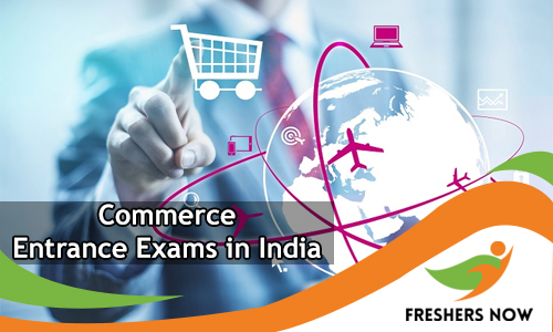 Commerce Entrance Exams
