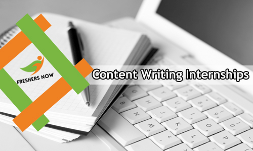 Content Writing Internships