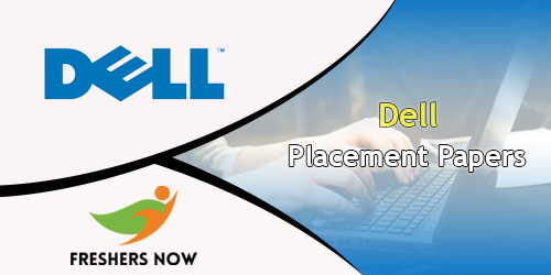Dell Placement Papers