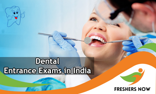 Dental Entrance Exams