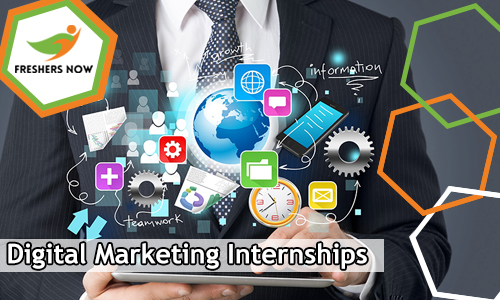 Digital Marketing Internships