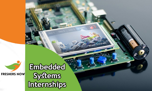 Embedded Systems Internships