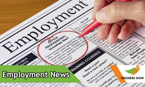 Employment News 2019 Paper - 10th to 18th Aug Govt Job Highlighs