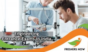 Engineering Entrance Exams in India