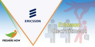 Ericsson Recruitment