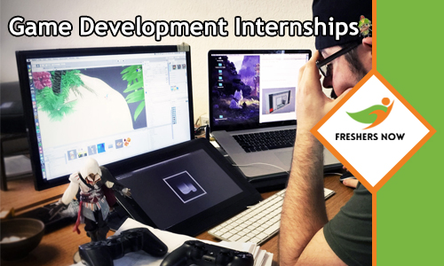 Game Development Internships