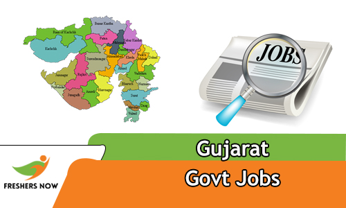 Gujarat Govt Jobs