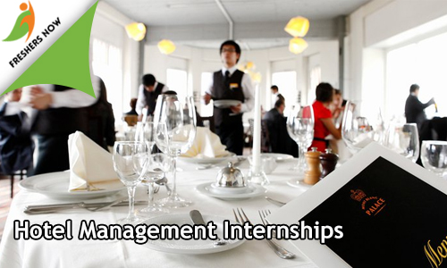 Hotel Management Internships