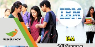 IBM Off Campus