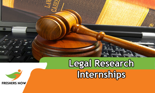 Legal Research Internships