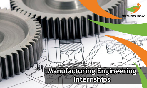 Manufacturing Engineering Internships