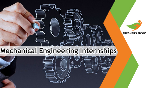 Mechanical Engineering Internships