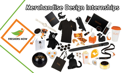 Merchandise Design Internships
