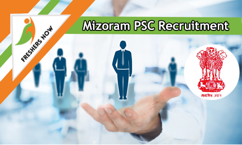Mizoram PSC Recruitment