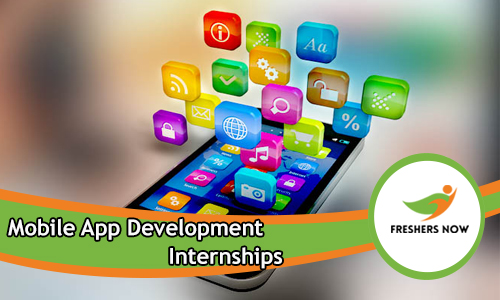 Mobile App Development Internships