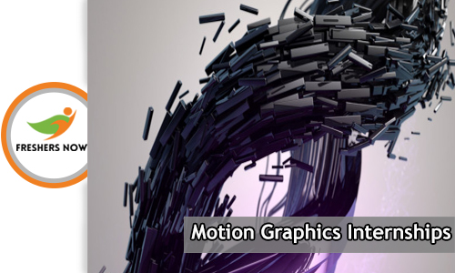 Motion Graphics Internships