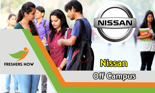 Nissan Off Campus