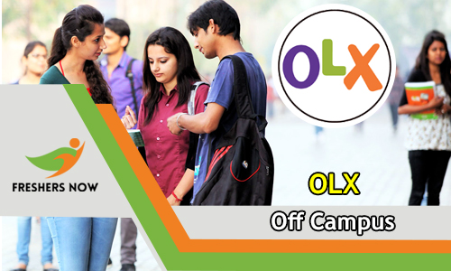 olx off campus recruitment 2018