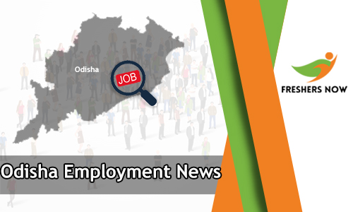 Odisha Employment News