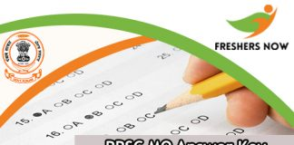 PPSC MO Answer Key