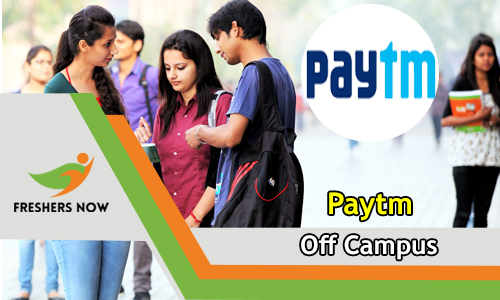 Paytm Off Campus