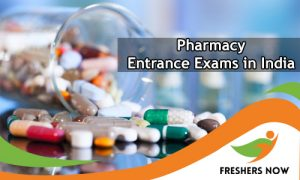 Pharmacy Entrance Exams in India