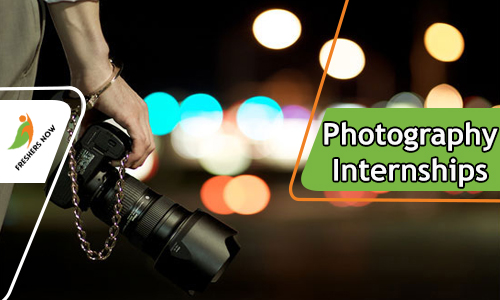 Photography Internships
